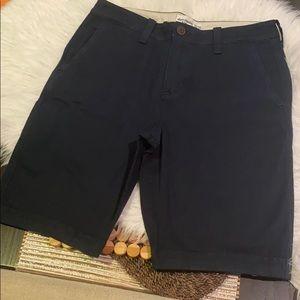 Boys At the Knee Twill Shorts